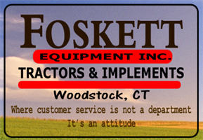 Foskett Equipment