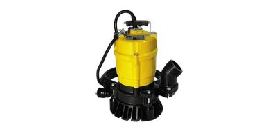 MegaSecur - Model PST2 400 - Pump For Flood Control