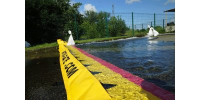 Water-Gate - Model WL - Flood Control Barrier