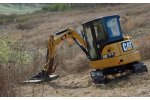 Blue Diamond - Mini Excavator Brush Cutter