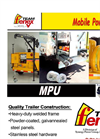 Mobile Power Units Catalog