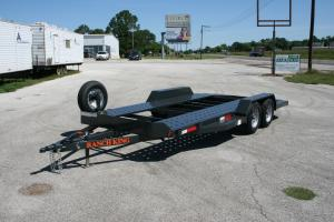 Ranch King - Model GVWR 7000-10000 - Auto Carrier Trailers (AC)