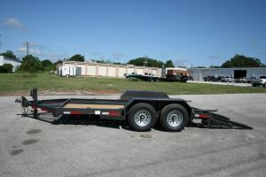 Ranch King - Model FLT 90 SERIES 14000 GVWR - Low-Profile Heavy Duty Equipment Hauler