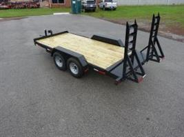 Ranch King - Model TQP Series 12000 GVWR - Medium Duty Equipment Hauler