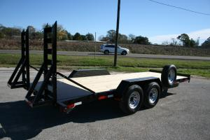 Ranch King - Model TQP Series 14000-16000 GVWR - Heavy Duty Equipment Hauler
