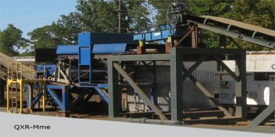 Austin AI - Model QXR-Mme - Metal Scrap Sorting & Separating System