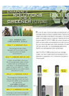 ECOFLO - Model 100 - High Density Polyethylene Pipe - Brochure