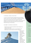 ECOAIR - Recycled Dual Wall Aeration High Density Polyethylene Plastic Pipe Brochure