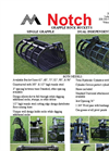 Compact Grapple Rock Bucket- Brochure