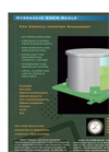 Hydraulic Chem-Scale - For Chemical Inventory Management Brochure