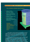 Electronic Drumm-Scale - For Chemical Drums And Carboys Brochure