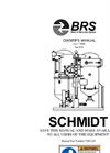 Schmidt - Model 0.9 cu ft - Abrasive Blasters - Manual