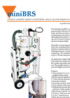 Model MiniBRS - Blast and Recovery Systems Brochure