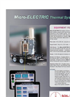 Soil-Therm - Model Micro-ELECTRIC - Electric Oxidizer Systems Brochure