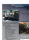 SOIL-THERM 5000 scfm MOBILE OXIDIZER SYSTEM