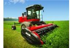 Hesston - Model WR9800 Series - Windrowers