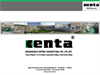 ENTA Treatment Systems Engineering Contracting LTD - Company Catalog