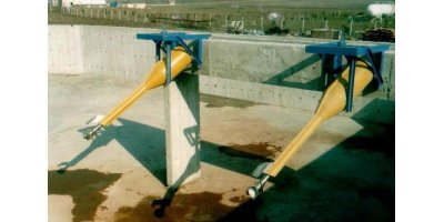 ENTA - Model FUCHS Type - Aerators System