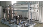 ENTA - Water Treatment / Water Recycling Services