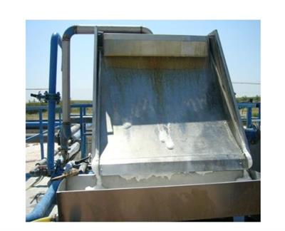 ENTA - Self-Cleaning Static Water Screen