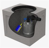 DrainAce - Compact Undersink Pump Stations