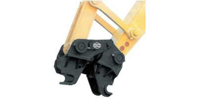 Hensley - Excavator Quick-Couplers
