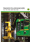 Feller Bunchers 753J- Brochure