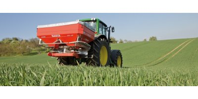 Rauch - Model AXIS-M 20.1 - Compact and Professional Two-Disc Fertiliser Spreader