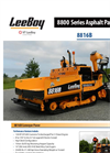 Model RB50 - Broom Roller Brochure