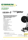 1220-J -  Portable Electric Unit Technical Specifications