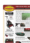 RL20H Reel Mower- Brochure