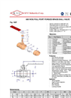 100T - Brass Ball Valve Brochure