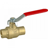 KVC - Model 100C - Brass Ball Valve