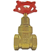 KVC - Model 102T - Brass Gate Valve
