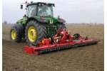 Model FR Series - Power Harrow – Fixed and Folding