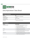 Ultra-Hydrokleen - Advanced Catch Basin Filter - Specefications