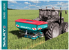 Sulky - Model DX20 - Fertiliser Spreader - Brochure