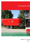 Model VM-1 B Multi - Diet Mixers - Brochure