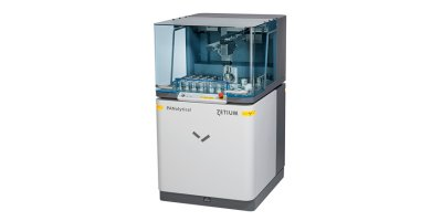 PANalytical - Model Zetium - X-ray Fluorescence Spectrometry (XRF)