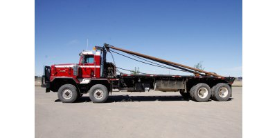 Kenworth - Model C500 Series - Oilfield Bed Truck