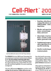 Cell-Alert - Model 2000 - Wireless Internet Monitor - Datasheet
