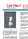 Cell-Alert - Model 2100 - Wireless Internet Monitor - Datasheet