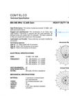Yagi - Model Y33810 - Heavy Duty Antenna - Datasheet