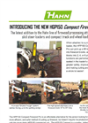 Compact Firewood Processor HFP150- Brochure
