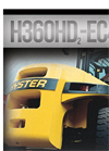 Model H360HD2-EC4 - Empty Container Handler Brochure