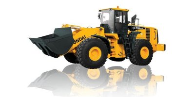 Hyundai Construction Equipment - Model HL730-9A - Wheel Loaders