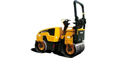 Hyundai - Model HR25T-9 - Compaction Rollers