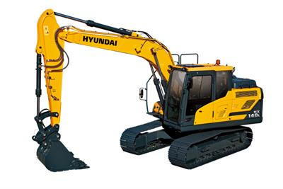 Hyundai Construction - Model HX140L - Crawler Excavators