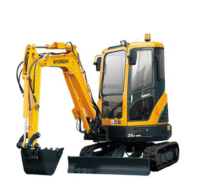 Hyundai Construction - Model R25Z-9AK - Compact Excavators