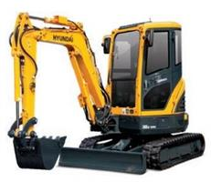 Hyundai Construction - Model R30Z-9AK - Compact Excavators